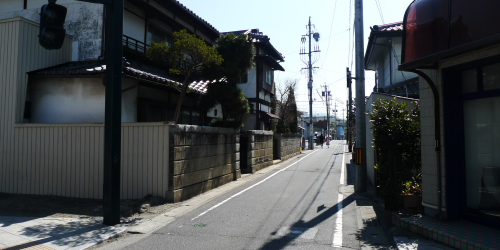 浅田への道