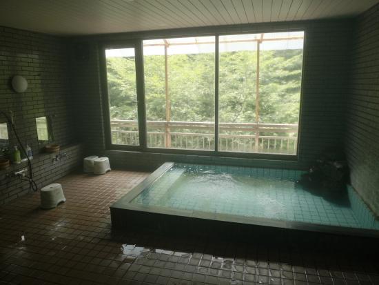 仙洛の温泉